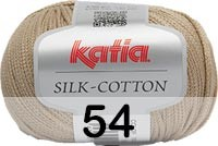 Пряжа KATIA SILK COTTON