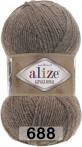 Пряжа Alize ALPACA ROYAL